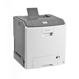 Kolorowa drukarka laserowa Lexmark C746n, C746dn, C746dtn