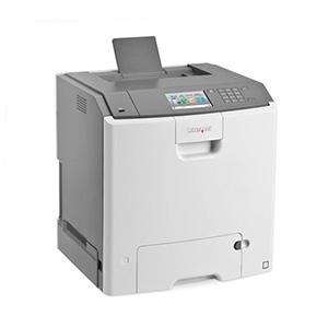 Kolorowa drukarka laserowa Lexmark C748e, C748de, C748dte
