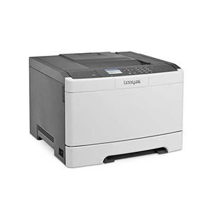 Kolorowa drukarka laserowa CS410n, CS410dn, CS410dtn
