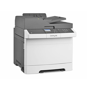 Kolorowa laserowa drukarka wielofunkcyjna Lexmark CX310n, CX310dn