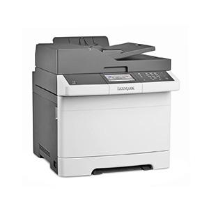 Kolorowa laserowa drukarka wielofunkcyjna Lexmark CX410e, CX410de, CX410dte