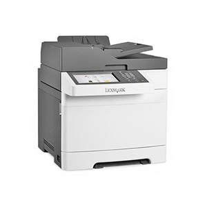 Kolorowa wielofunkcyjna drukarka laserowa Lexmark CX510de, CX510dhe, CX510dthe