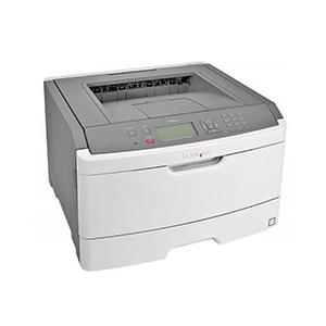 Monochromatyczna drukarka laserowa E460dn, E460dw