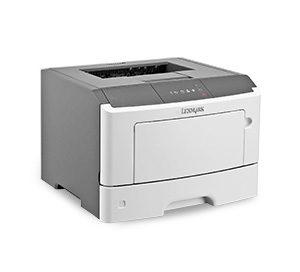 Monochromatyczna drukarka laserowa Lexmark MS317dn
