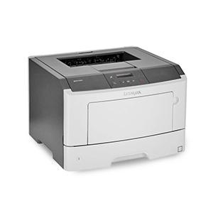 Monochromatyczna drukarka laserowa Lexmark MS410d, MS410dn