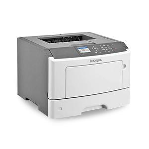 Monochromatyczna drukarka laserowa Lexmark MS517dn