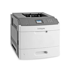 Monochromatyczna drukarka laserowa Lexmark MS811n, MS811dn, MS811dtn