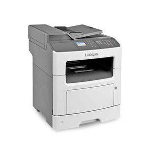 Monochromatyczna wielofunkcyjna drukarka laserowa Lexmark MX317dn