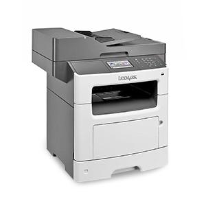 Monochromatyczna wielofunkcyjna drukarka laserowa Lexmark MX517de