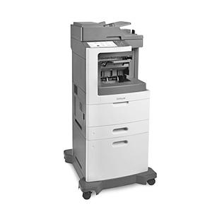Monochromatyczna wielofunkcyjna drukarka laserowa Lexmark MX812dfe, MX812dme, MX812dpe, MX812dxfe, MX812dxme, MX812dxpe
