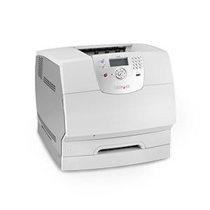 Monochromatyczna drukarka laserowa Lexmark T642, T642n, T642tn, T642dtn