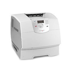 Monochromatyczna drukarka laserowa Lexmark T644, T644n, T644tn, T644dtn