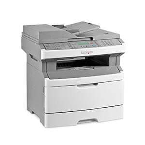 Monochromatyczna laserowa drukarka wielofunkcyjna Lexmark X264dn