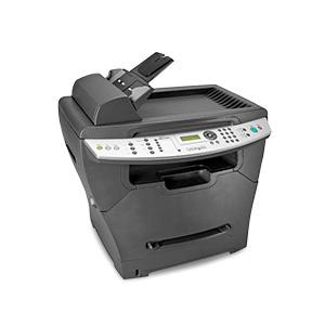 Monochromatyczna laserowa drukarka wielofunkcyjna Lexmark X342n