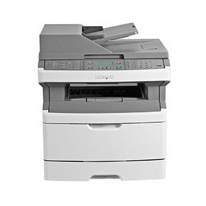 Monochromatyczna laserowa drukarka wielofunkcyjna X364dn, X364dw