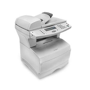 Monochromatyczna wielofunkcyjna drukarka laserowa Lexmark X422