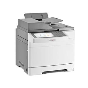 Kolorowa wielofunkcyjna drukarka laserowa Lexmark X548de, X548dte