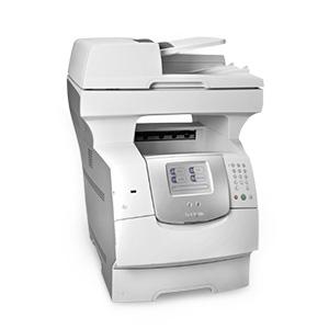 Monochromatyczna wielofunkcyjna drukarka laserowa Lexmark X646e, X646dte, X6464ef