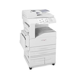 Monochromatyczna wielofunkcyjna drukarka laserowa Lexmark X854e