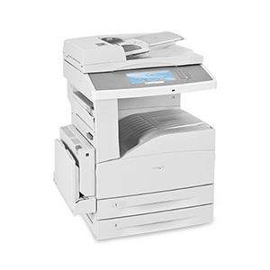 Monochromatyczne laserowe urządzenie wielofunkcyjne Lexmark X862de