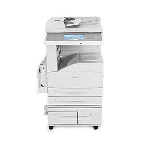 Monochromatyczne laserowe urządzenie wielofunkcyjne Lexmark X864de