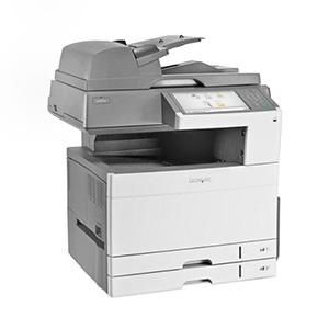 Kolorowa wielofunkcyjna drukarka laserowa Lexmark X925de