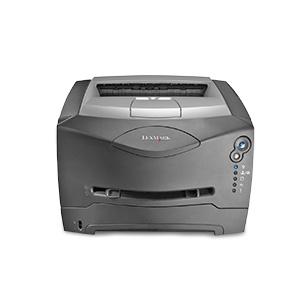 Monochromatyczna drukarka laserowa Lexmark E342n, E342tn
