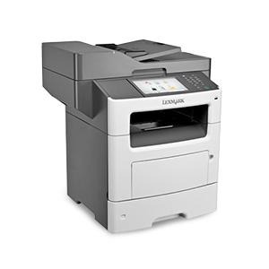 Monochromatyczna wielofunkcyjna drukarka laserowa Lexmark MX617de