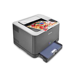 Kolorowa drukarka laserowa Samsung CLP-325, CLP-325W