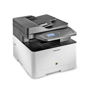 Kolorowa wielofunkcyjna drukarka laserowa Samsung CLX-4195N, CLX-4195FN, CLX-4195FW