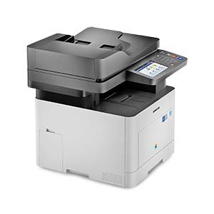 Kolorowa wielofunkcyjna drukarka laserowa Samsung ProXpress SL-C2680FX