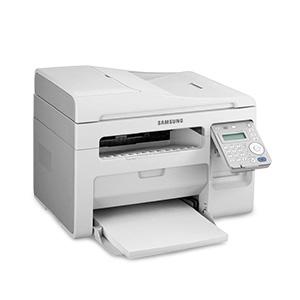 Monochromatyczna wielofunkcyjna drukarka laserowa Samsung SCX-3405F, SCX-3405FW