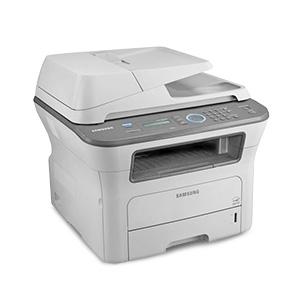 Monochromatyczna wielofunkcyjna drukarka laserowa Samsung SCX-4824FN