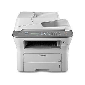 Wielofunkcyjna monochromatyczna drukarka laserowa Samsung SCX-4828FN