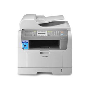 Wielofunkcyjna monochromatyczna drukarka laserowa Samsung SCX-5530FN