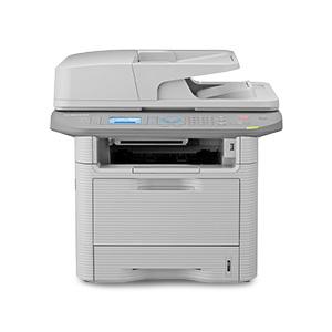 Wielofunkcyjna monochromatyczna drukarka laserowa Samsung SCX-5637FR