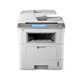 Wielofunkcyjna monochromatyczna drukarka laserowa Samsung SCX-5835FN