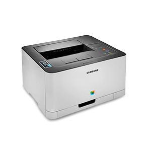 Kolorowa drukarka laserowa Samsung Xpress SL-C410W