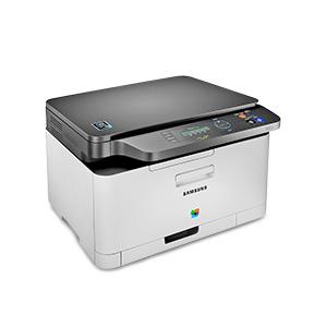 Wielofunkcyjna kolorowa drukarka laserowa Samsung Xpress SL-C460W, SL-C460FW