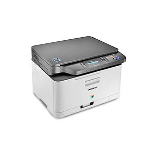 Kolorowa wielofunkcyjna drukarka laserowa Samsung SL-C480, SL-C480W